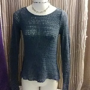 Hollister Loose Knit Sweater